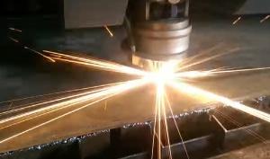 Découpe laser - LVD Laser 3015 Plus