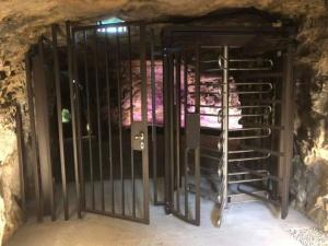 Portail et porte d'access
