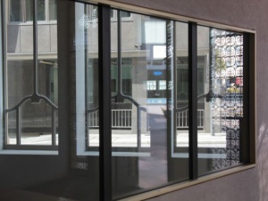 facade fensterschlass