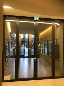 hall d'entrée fensterschlass