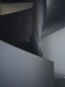 Escalier hélicoidale en acier