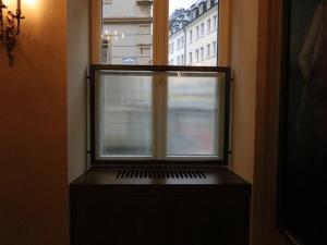 Cadre de fenêtre en Laiton
