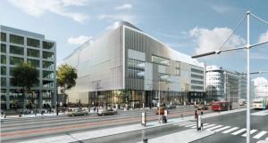 Nouveau Bâtiment POST Gare