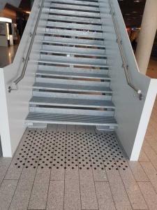 LuxAirport - Escalier de secours